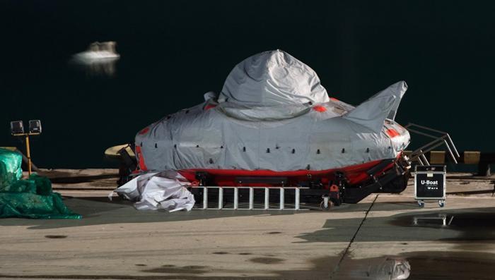 Все основные фрагменты разбившегося Ту-154 подняты на поверхность