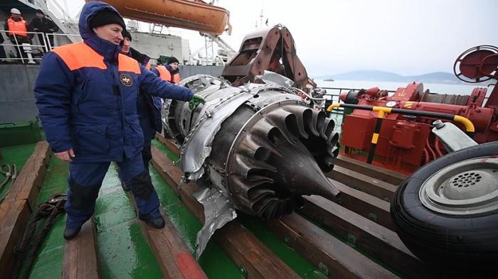 «Особая ситуация на борту длилась 10 секунд»: доклад комиссии по крушению Ту-154