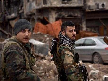 Сирийская армия готова в полночь прекратить боевые действия