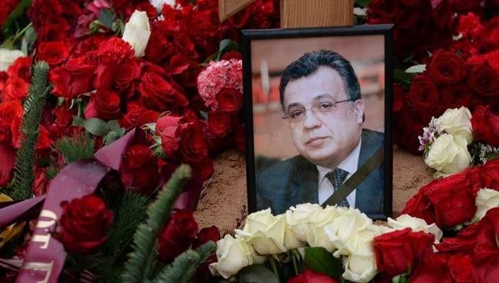 В деле об убийстве посла в Анкаре фигурирует гражданка России