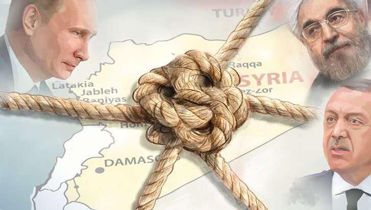 Сирийское перемирие: Россия, Турция и Иран сделали то, чего не смогли США