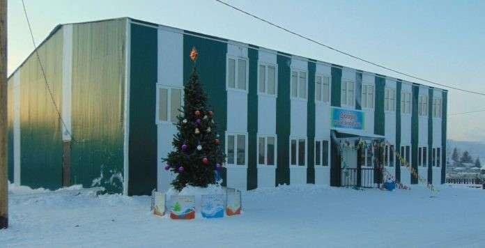 В Якутии открыли культурно-спортивный центр Сделано у нас, политика, факты