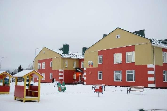 В Смоленской и Тверской областях открыли новые детские сады Сделано у нас, политика, факты