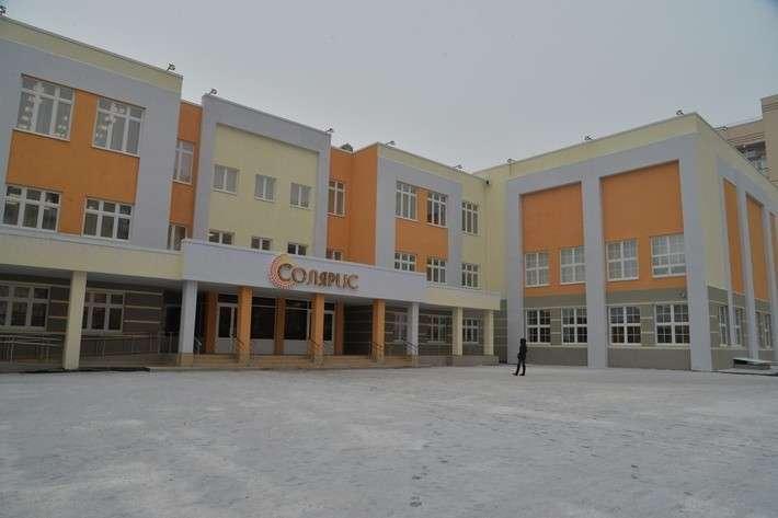 В Саратове построена школа «Солярис» Сделано у нас, политика, факты