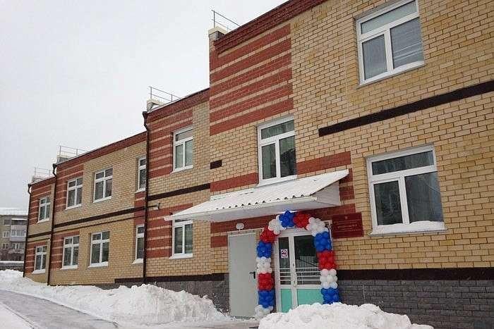 В Кировской области открылся новый детский сад на 96 мест Сделано у нас, политика, факты