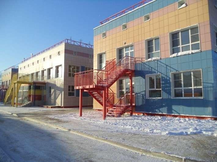 На Сахалине открылся новый детский сад Сделано у нас, политика, факты