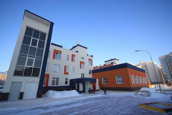 В Самарской области открыли детский сад Сделано у нас, политика, факты