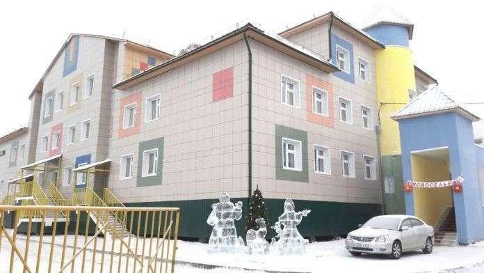 В Якутии открыли детский сад Сделано у нас, политика, факты