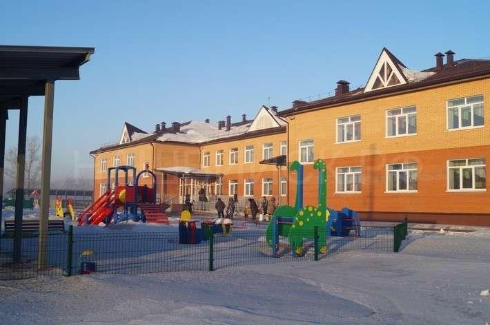 В Алтайском крае открыт детский сад Сделано у нас, политика, факты