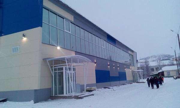 Новый спортивный центр открылся в Магаданской области Сделано у нас, политика, факты