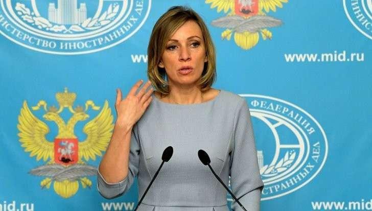 Мария Захарова послала администрацию Барака Обамы дипломатическим «матом»
