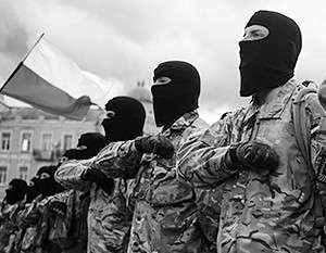 Киев выпустил уголовников из тюрем для участия в карательной операции