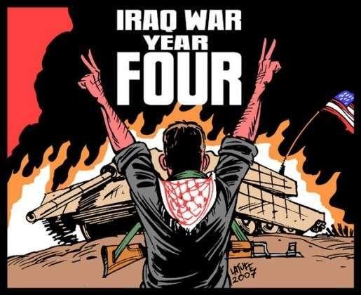 Четвёртый год войны