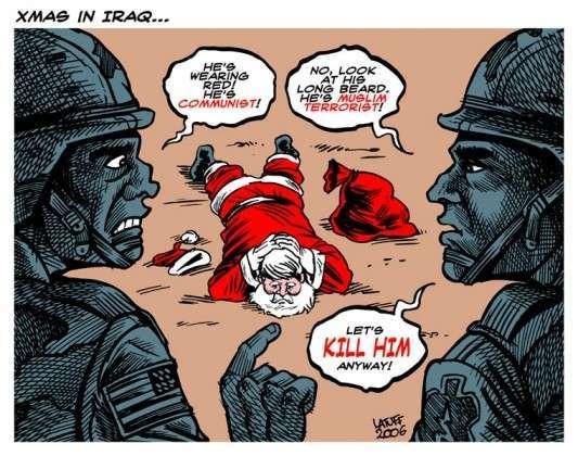 Коммунист... Исламист... Всё равно убьём!