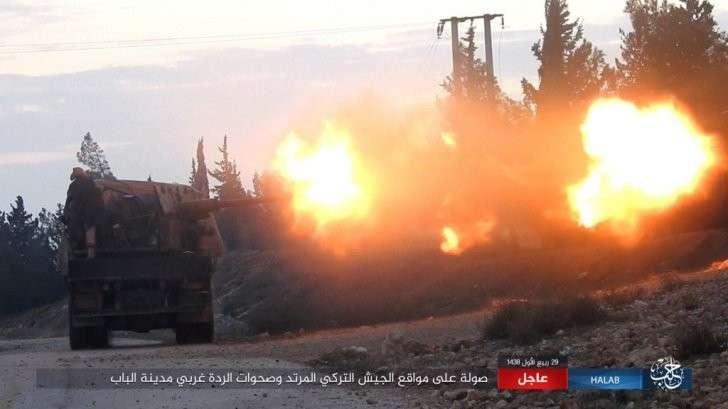 ЛидерИГ ликвидирован вСирии