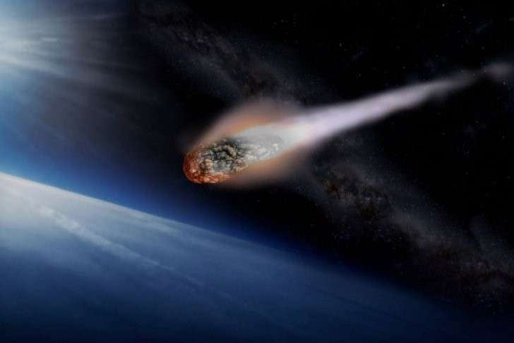 Гигантский астероид Таутатис пролетел мимо Земли