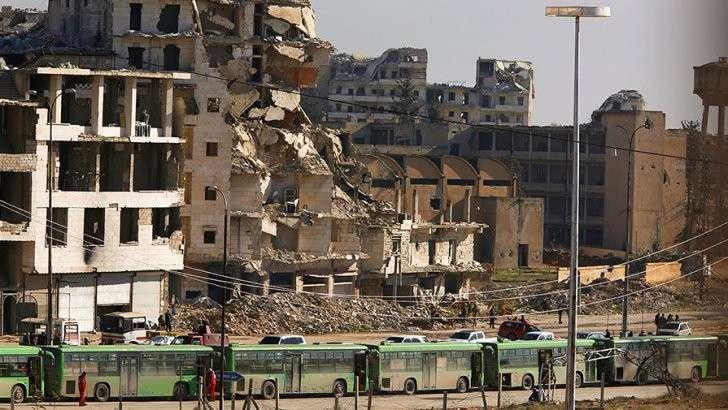 Перемирие в Сирии: наёмников США и Саудовской Аравии выгонят из страны