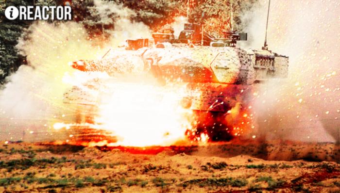 Всесожжение «Леопардов» в Афганистане: турки опозорились не первые...