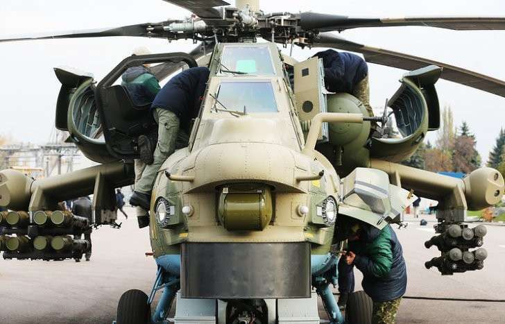 Модернизированный «Ночной охотник» Ми-28НМ стал практически совершенной машиной