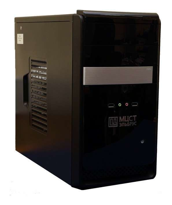 Организовано серийное производство персональных компьютеров Эльбрус-401 РС