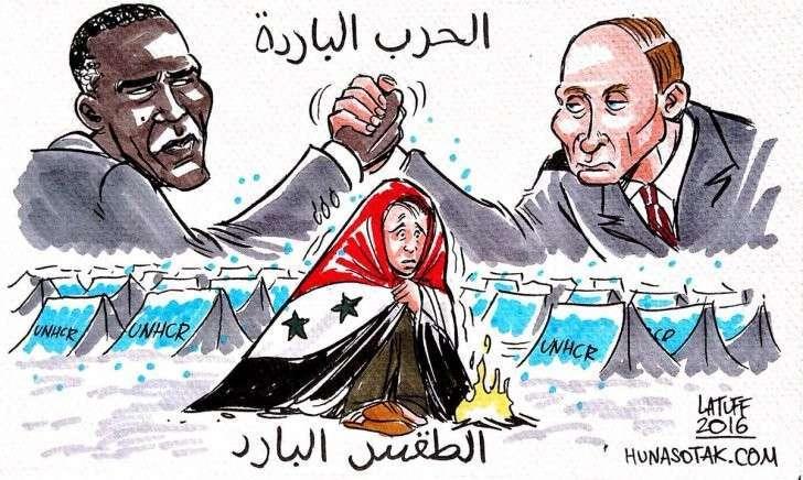 Итоги военной компании России в Сирии 2016 году