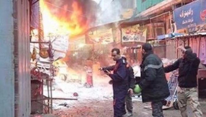 Двойной теракт в Багдаде: число жертв возросло до 28 человек