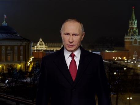 Новогоднее обращение Владимира Путина 2017: трудности, с которыми столкнулась Россия в уходящем году, сплотили