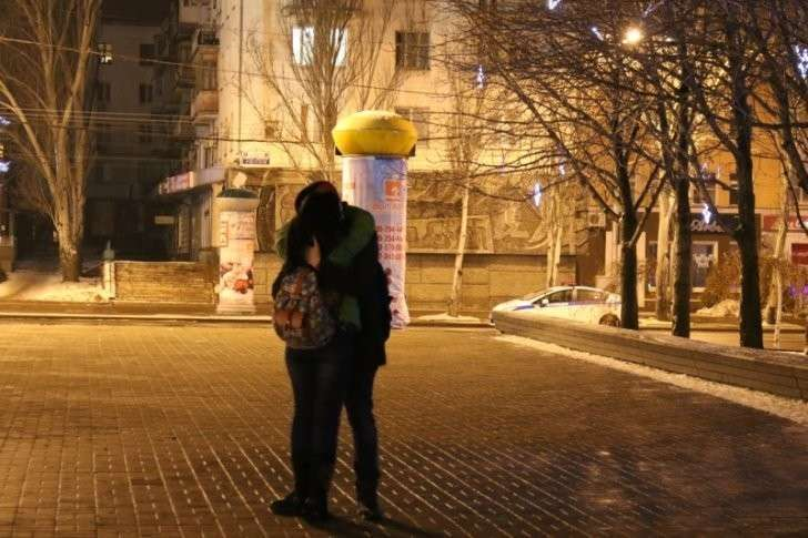 Донецк предновогодний. Фоторепортаж «Антифашиста» с улиц города
