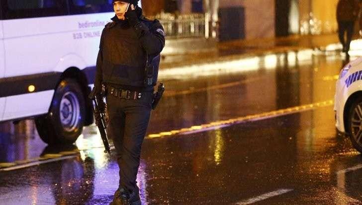 Видео террориста атаковавшего ночной клуб в Стамбуле попало в сеть