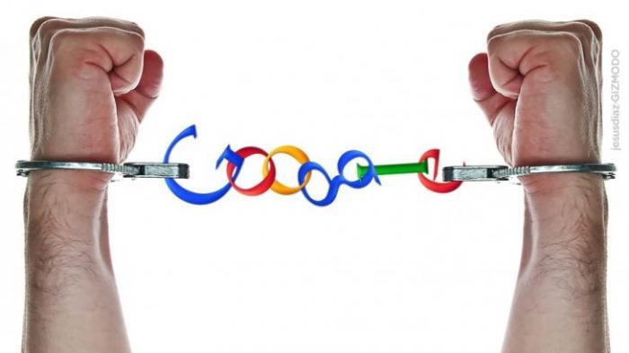 Налог на Google: Россия «заломала» транснациональную корпорацию
