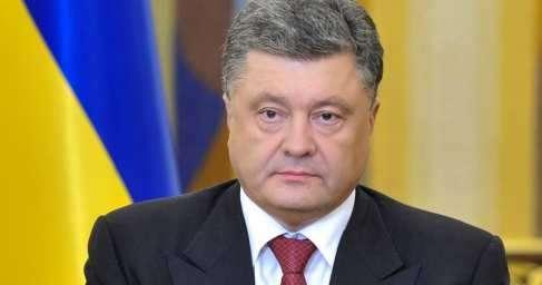 Порошенко проговорился: «Украинская оккупация — это временно»