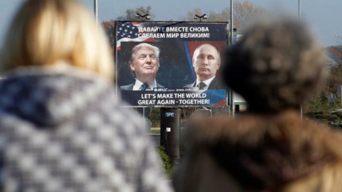 Washington Post: успехи России в 2017 году будут зависеть от политики Трампа