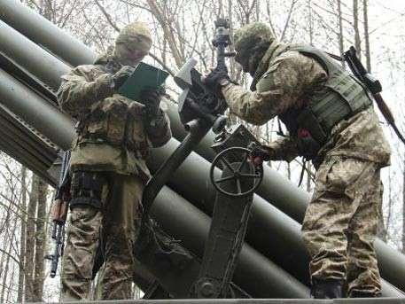 Разведка ДНР выявила нахождение украинских РСЗО у линии соприкосновения