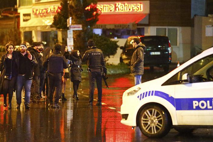 Версии экспертов: «За бойней в Стамбуле могут стоять выходцы из Европы»