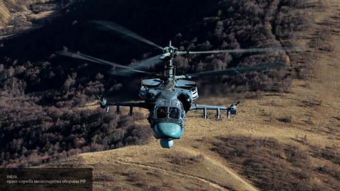 Как легендарный российский вертолёт Ка-52 «Аллигатор» обновился в 2016 году