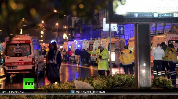 Выходить из клуба пришлось прямо по телам — очевидец теракта в Стамбуле