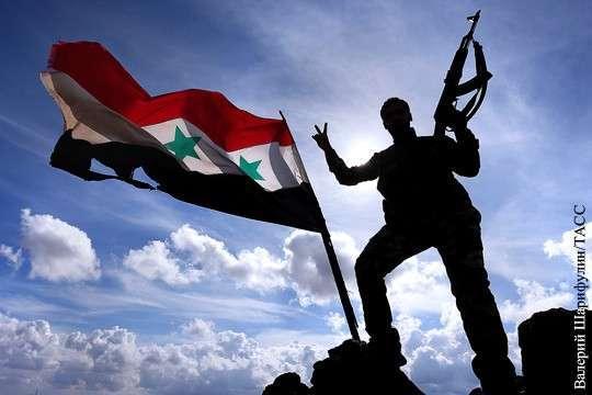 План военной компании в Сирии на 2017 год: Для победы в войне Асаду придется принципиально изменить тактику