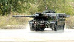 «Леопард-2» в Сирии пылает не хуже «Абрамсов» в Ираке