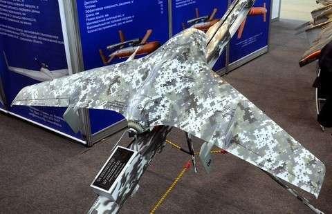 В мотострелковое соединение Центрального военного округа поступили новые беспилотники «Элерон-3»