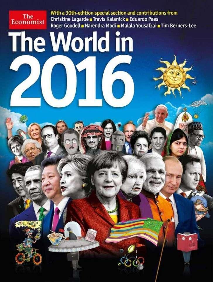 Сумрачное предсказание Ротшильдов на 2017 год