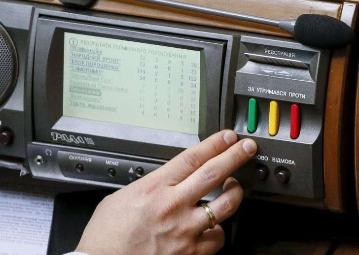 Плата за коалицию: как коррупция обеспечивает работу Верховной рады Украины