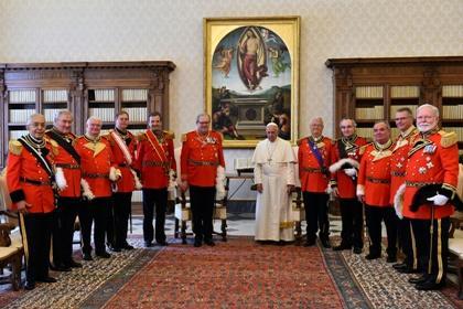 Мальтийские рыцари попросили Папу Римского не лезть в дела ордена