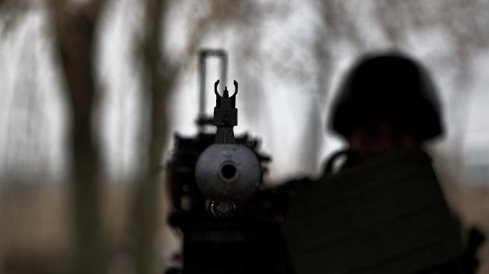 Два украинских военных погибли во время новогодних гуляний, опять