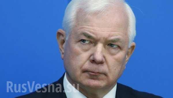 Заграница нам поможет, самим нам Донбасс не вернуть, — экс-глава внешней разведки Маломуж