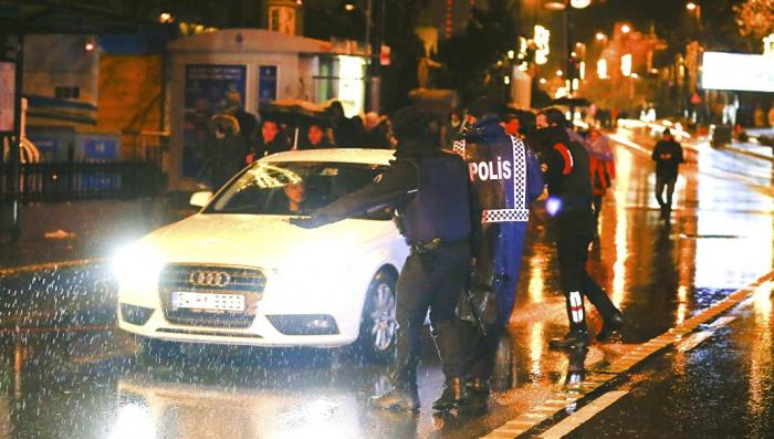 Турки соврали: обвинённый Киргиз немедленно опроверг свою причастность к теракту в ночном клубе Стамбула