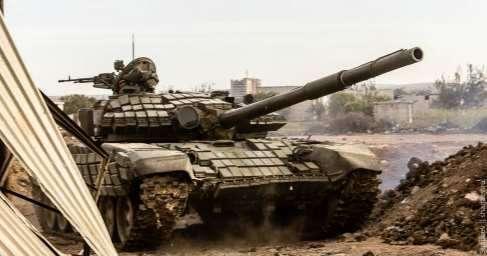 Сражение под Дамаском: Армия и ВКС РФ штурмуют позиции банд на границе с Кунейтрой