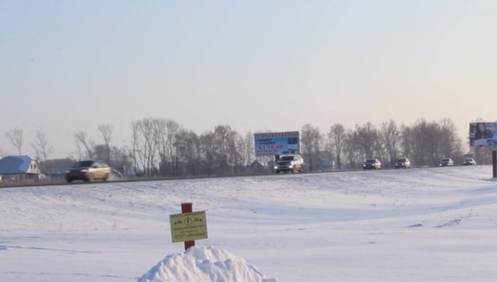 В Оренбуржье 120 водителей и пассажиров переночевали в пунктах обогрева из-за непогоды