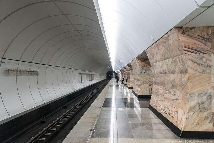 Новые станции метро, открытые в Москве в прошлом году