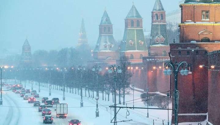 В Москве объявлено штормовое предупреждение и заметное похолодание