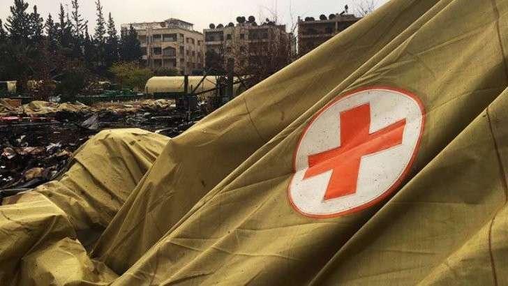 За нападение на госпиталь в Алеппо пиндосов отблагодарили сполна